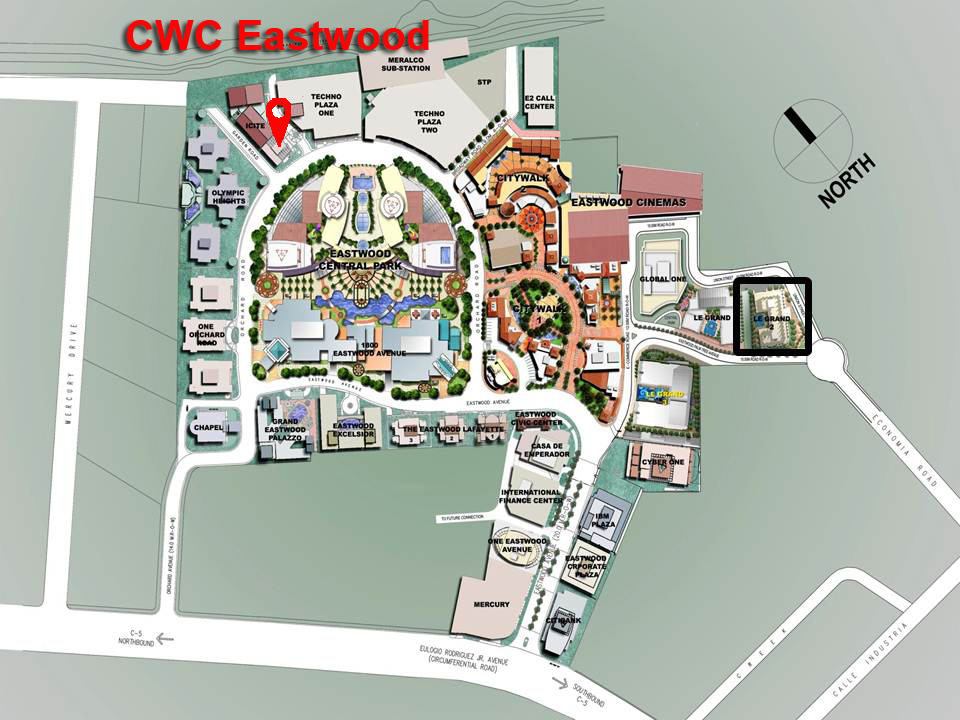 CWC-Christian-baptist-church-eastwood-city-map