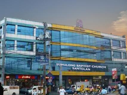 sumulong baptist church santolan pasig